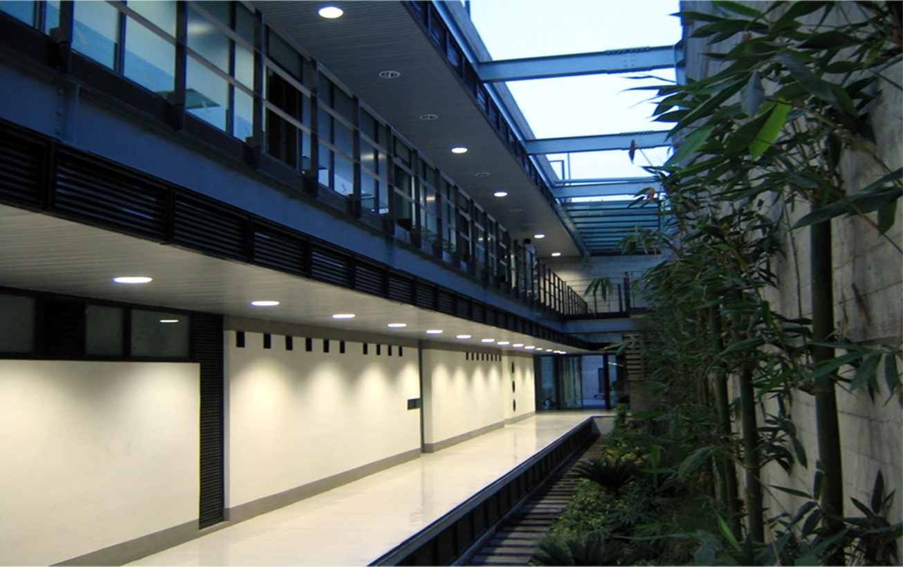 Alpuyeca Edificio administrativo